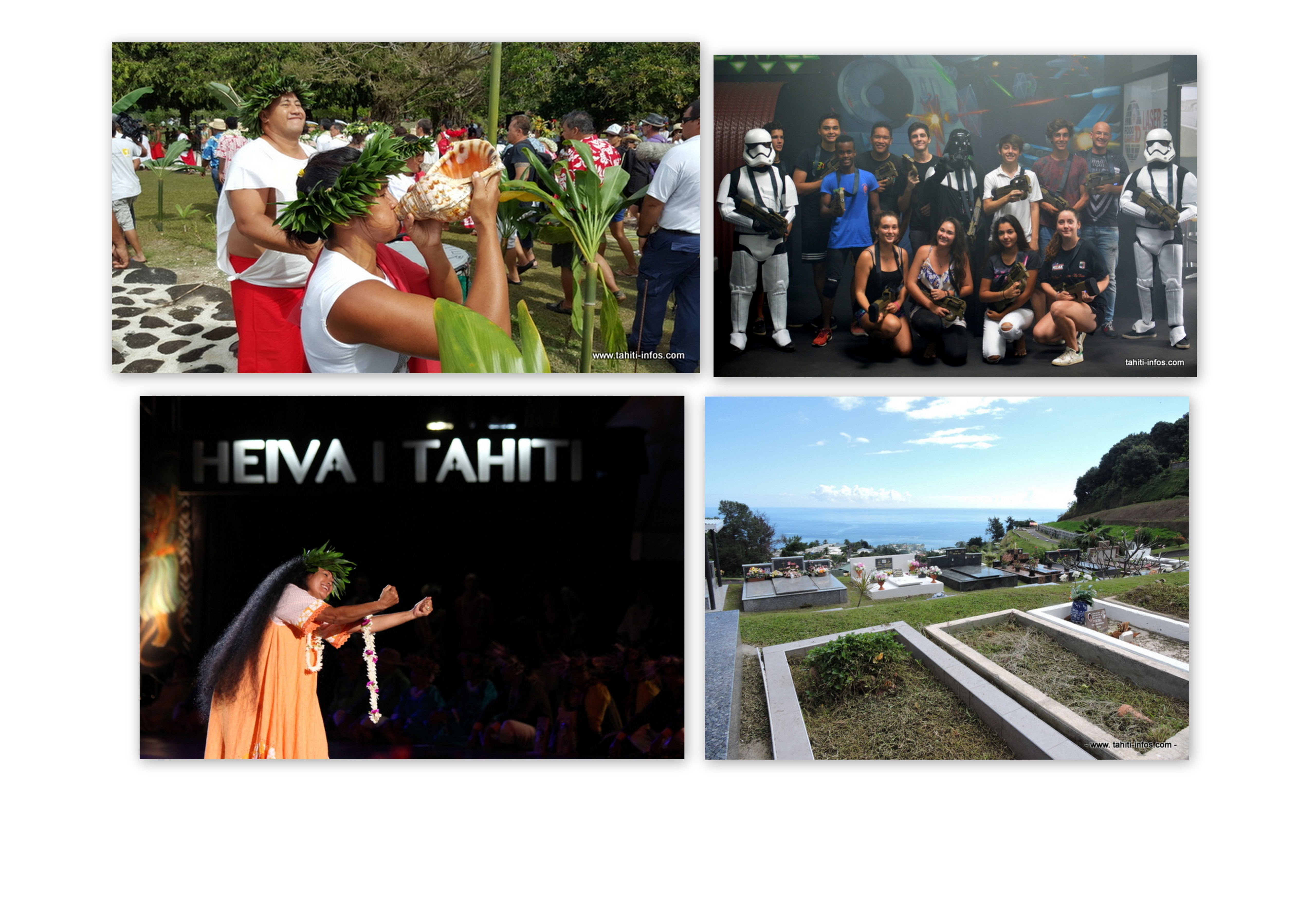 Juillet 2017 dans le rétro : la fête à Taputapuatea, le dernier interview de Makau Foster et l'ouverture du laser game