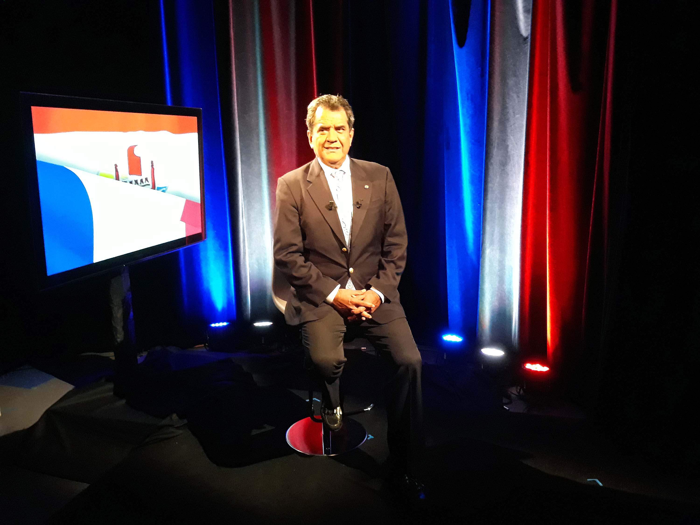 Les Vœux du président  Edouard Fritch aux Polynésiens pour 2018