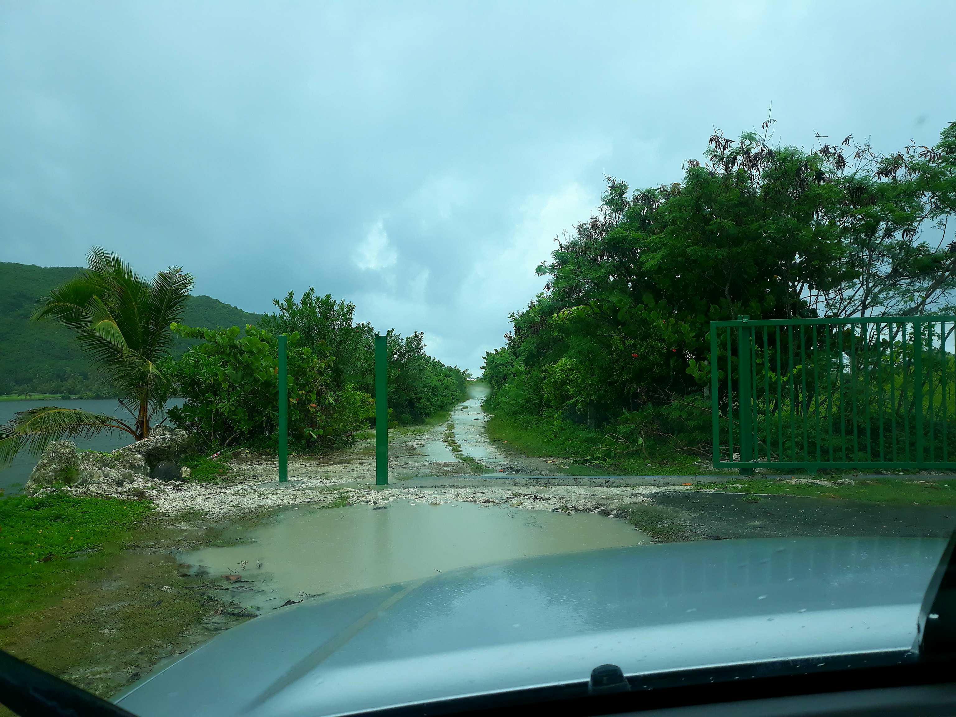 La direction du golf de Temae assignée en référé par les habitants du motu