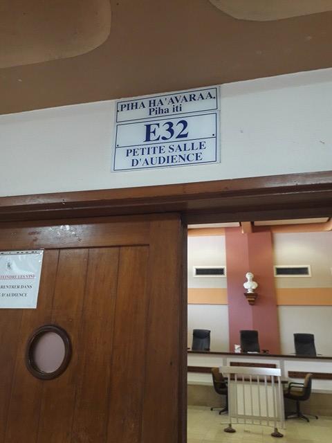 Trois trafiquants de paka jugés devant la cour d'appel