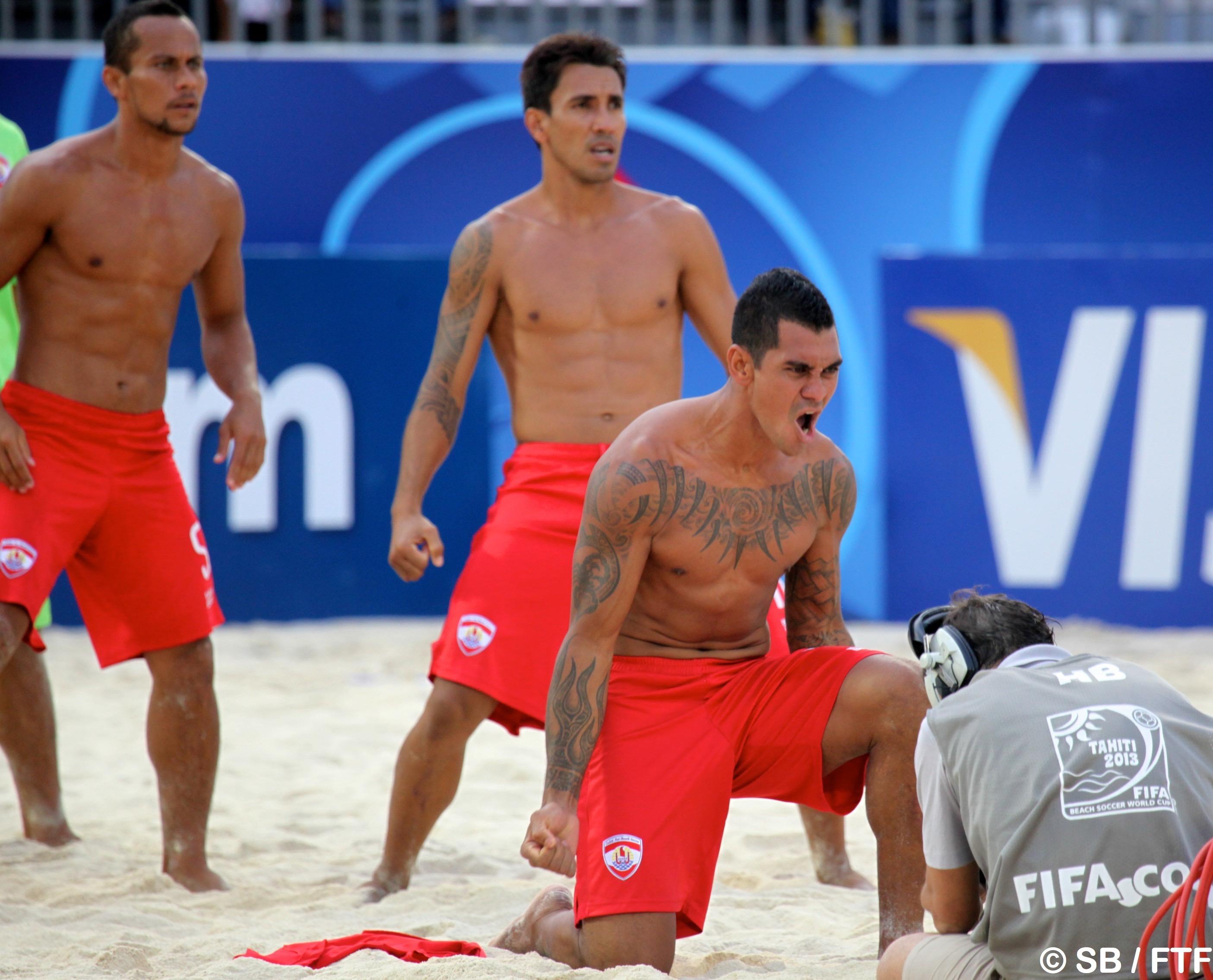 Les Tiki Toa vont devoir gagner leur qualification pour la prochaine Coupe du monde