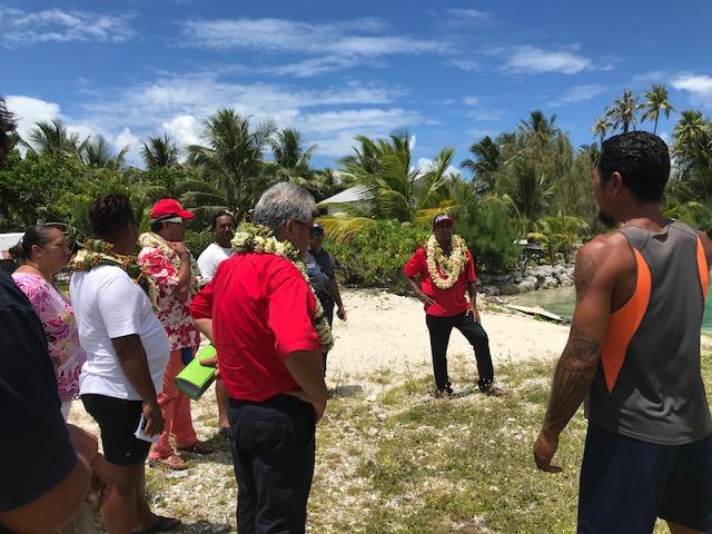 Plusieurs chantiers prévus en 2018 à Apataki