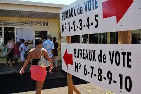 Territoriales : les bureaux de vote seront ouverts de 8 à 18 heures