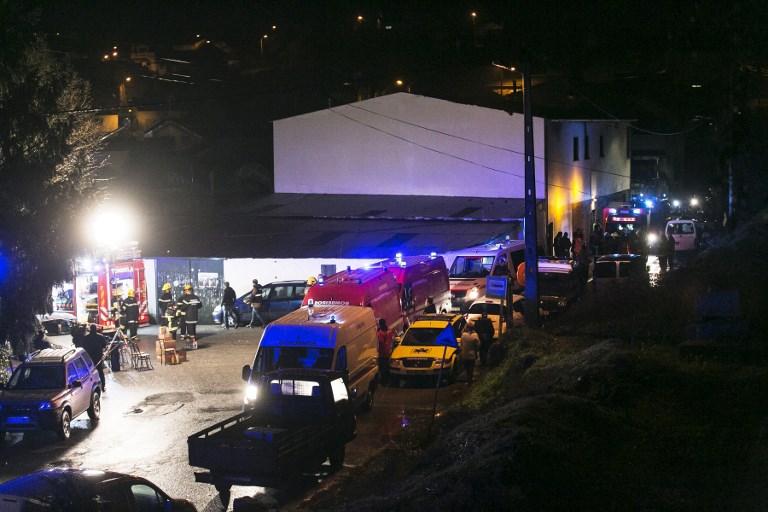 Portugal: un incendie dans une association culturelle fait au moins huit morts
