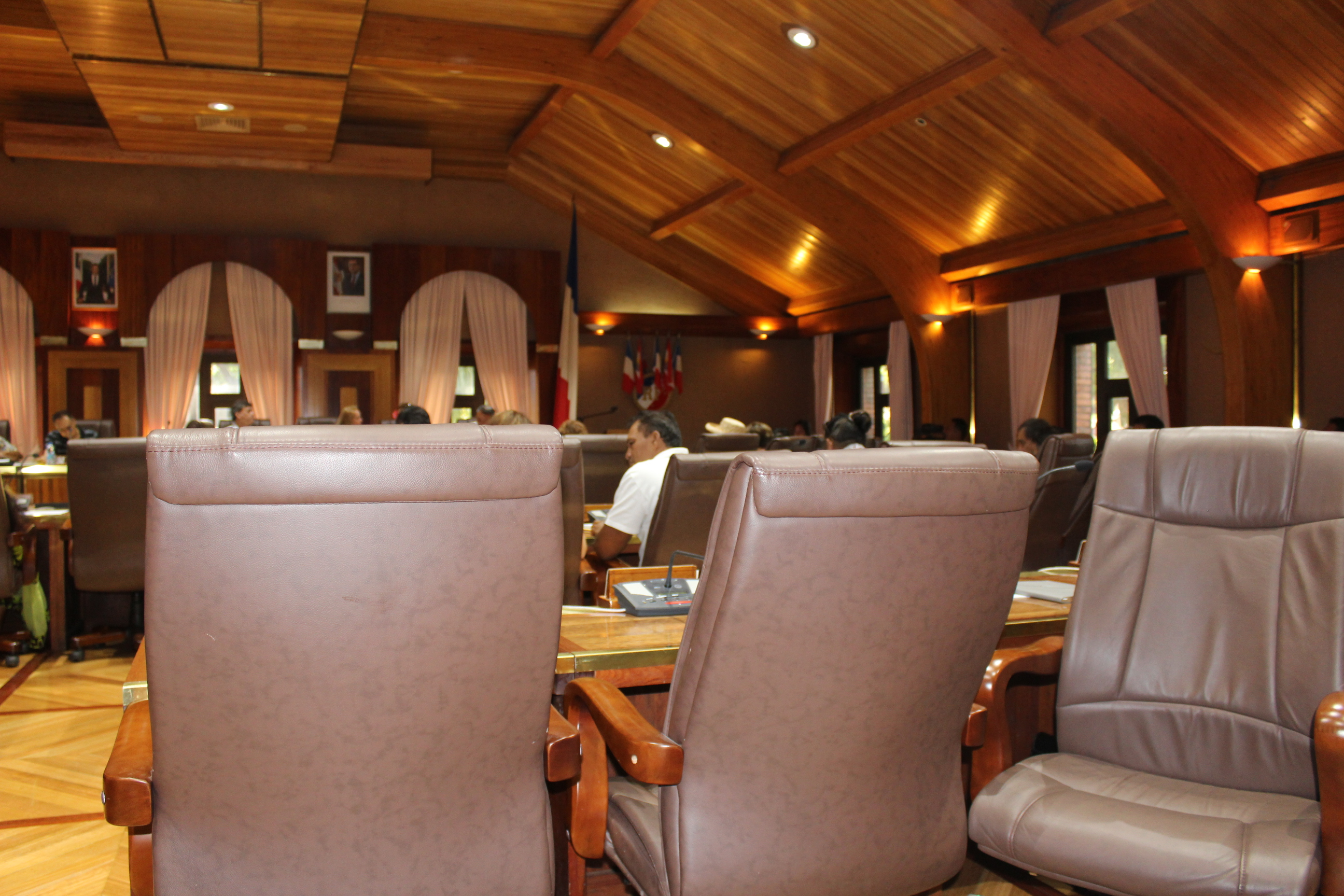 En 2013, l'Assemblée avait déjà modifié la composition et le fonctionnement du CESC.