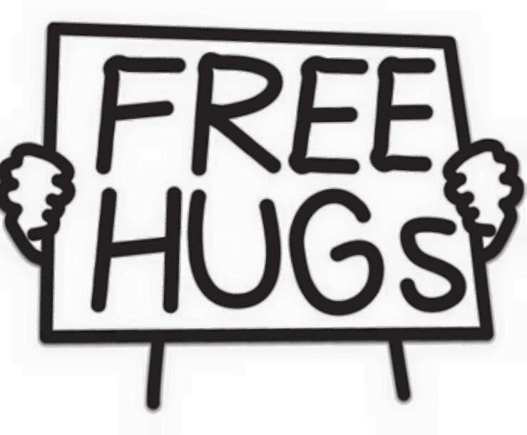 """Un """"big hug"""" à Paofai pour la journée internationale du câlin"""