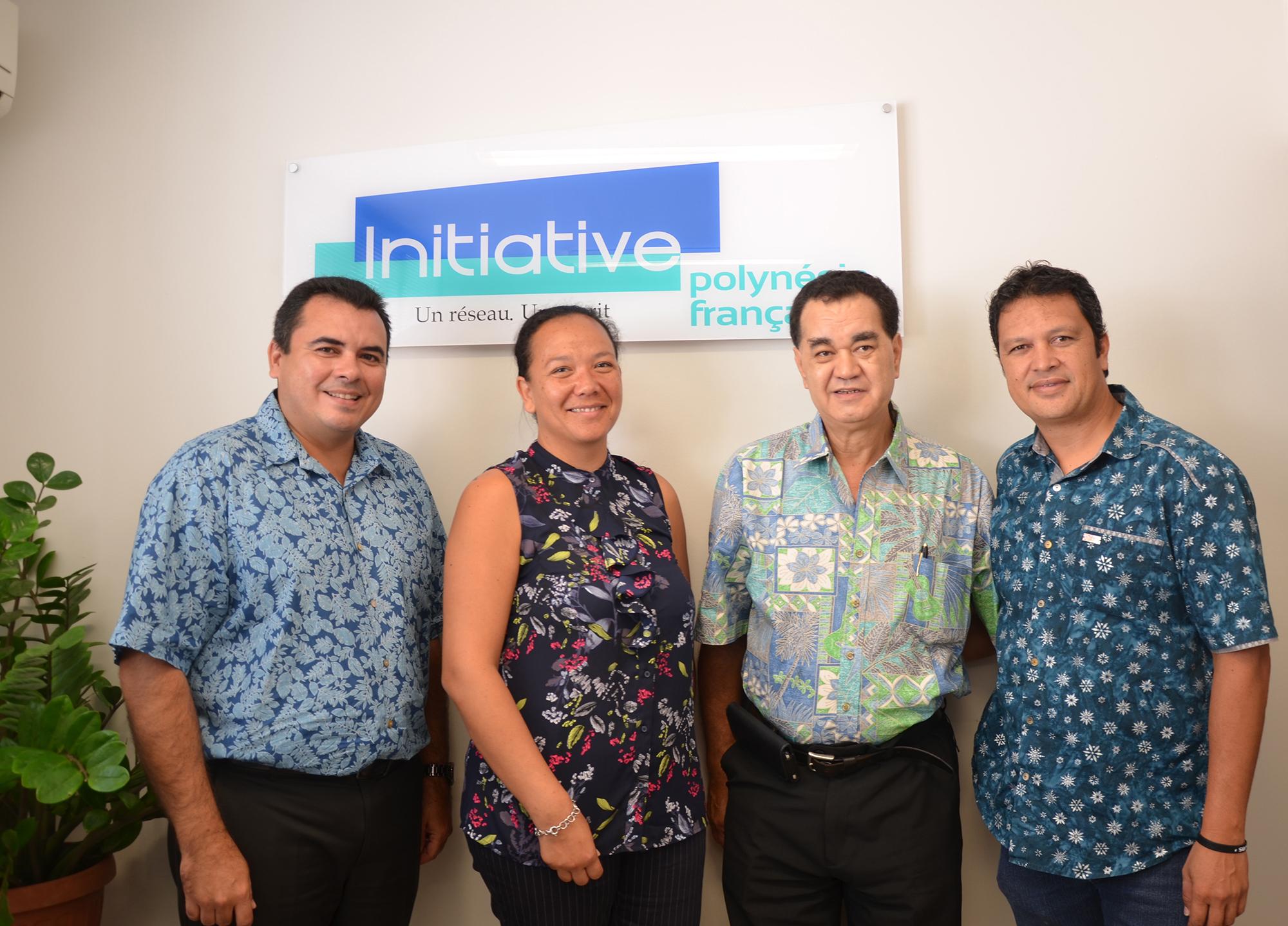 Le dispositif Initiative Polynésie français est un réseau associatif pour aider les entrepreneurs polynésiens à se lancer ou se développer.
