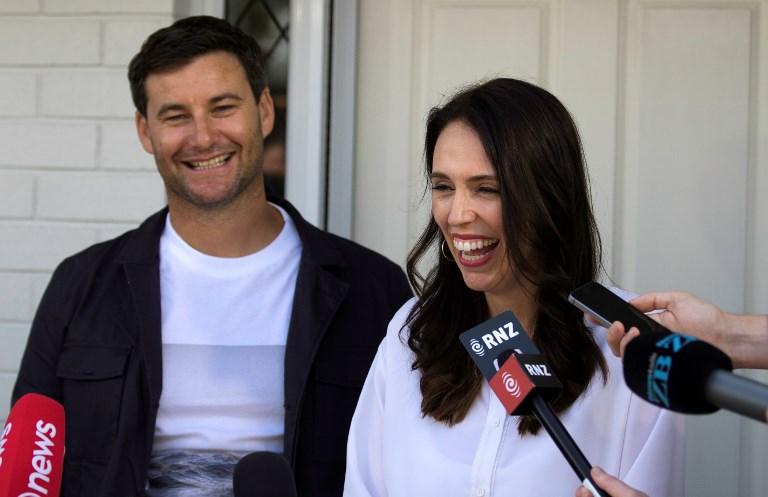La Première ministre de Nouvelle-Zélande annonce qu'elle attend un enfant