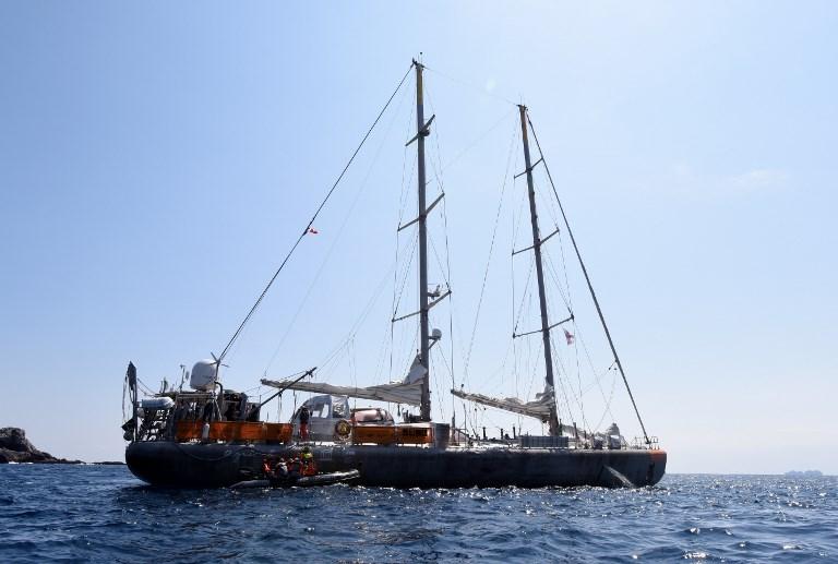 Le séquençage au secours des coraux de l'expédition Tara