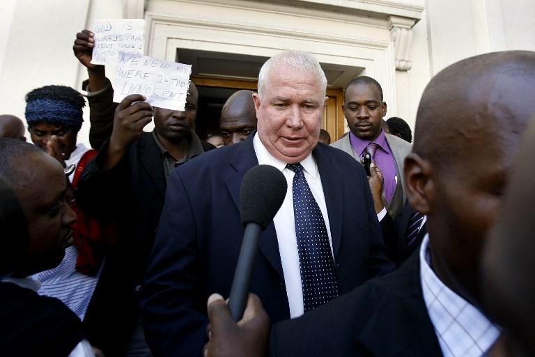 USA: une figure de l'opposition zimbabwéenne meurt dans un crash d'hélicoptère