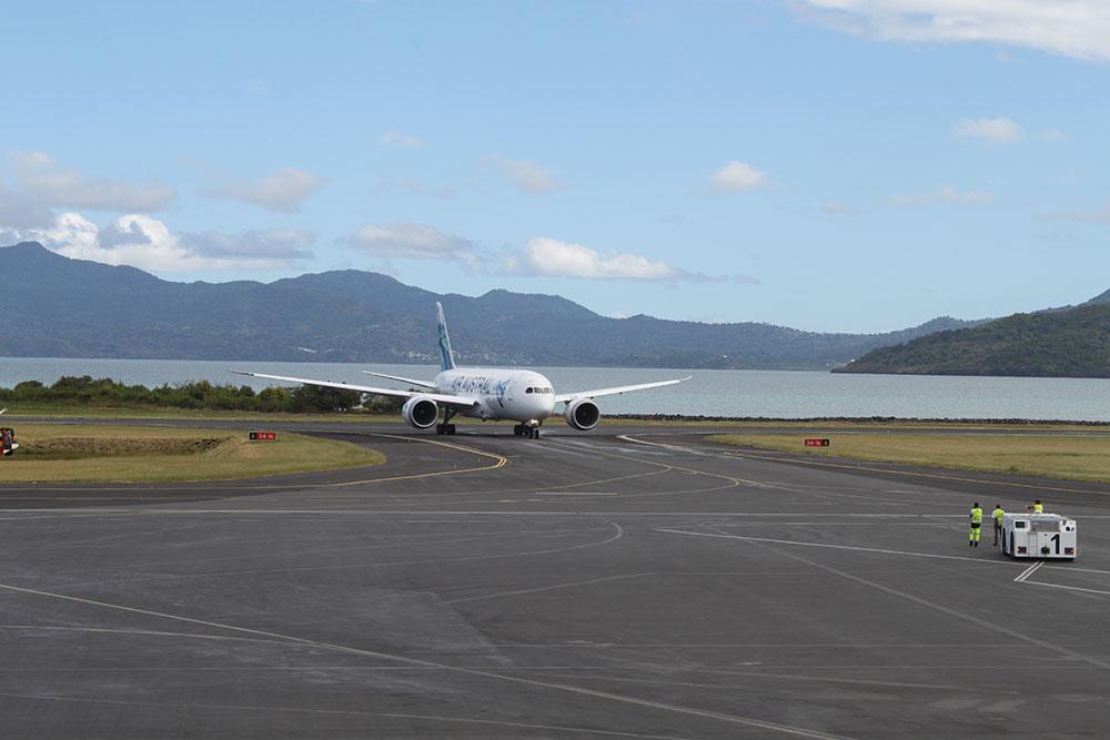 Manifestation à Mayotte pour une piste longue pour l'aéroport