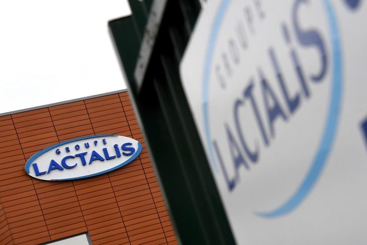 Affaire Lactalis : encore des retraits de produits