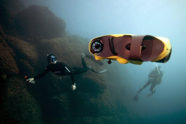 Vol MH370: début de nouvelles recherches à l'aide de drones sous-marins