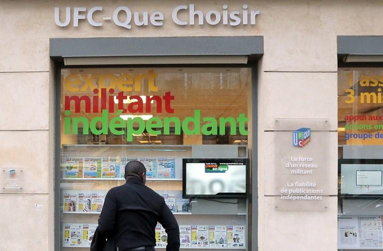 """Plaintes de l'UFC-Que Choisir pour des nanoparticules """"dissimulées"""""""