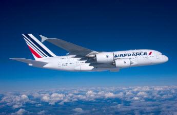 Air France : Les horaires des vols du 23 et du 24 janvier modifiés (MAJ)