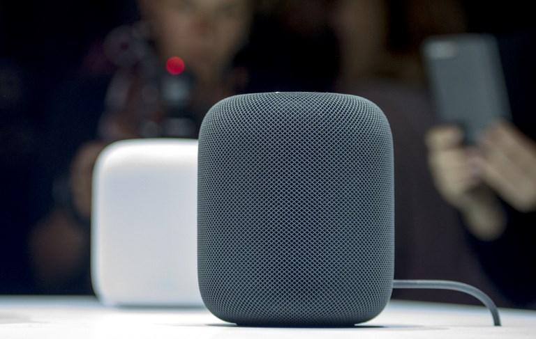 Apple sort son HomePod le 9 février, avec retard