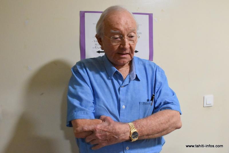 Territoriales : l'inéligibilité de Gaston Flosse confirmée