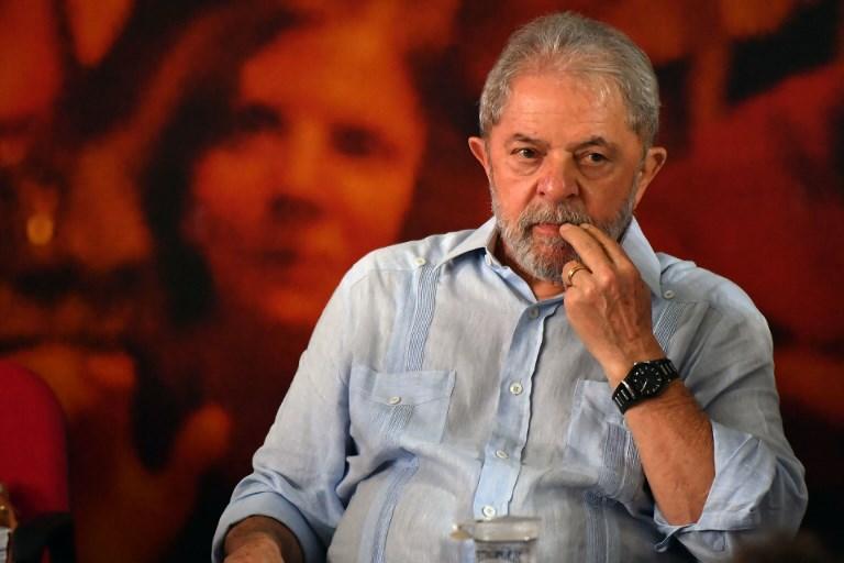 Brésil: Lula défiant malgré sa condamnation en appel