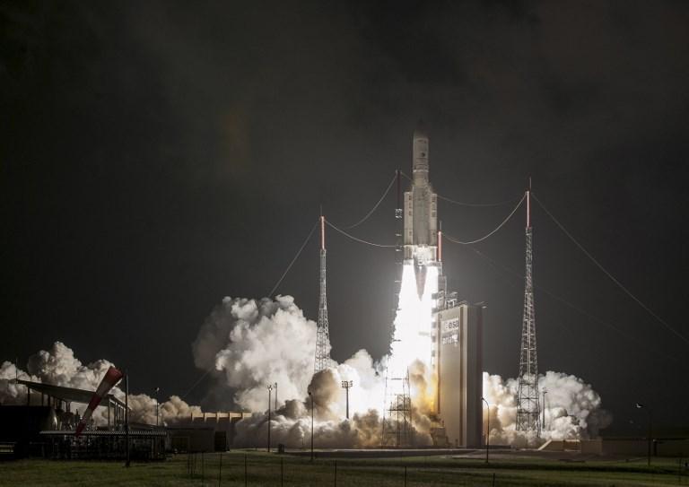 Ariane 5 commence mal l'année avec deux satellites mal positionnés