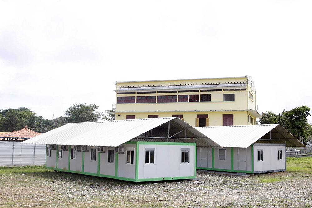 Violences en série dans le secondaire en Guyane