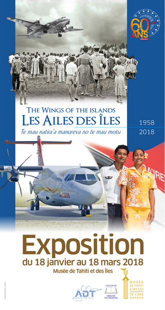 Les Ailes des îles : 30 ans d'organisation des transports aériens publics interinsulaires