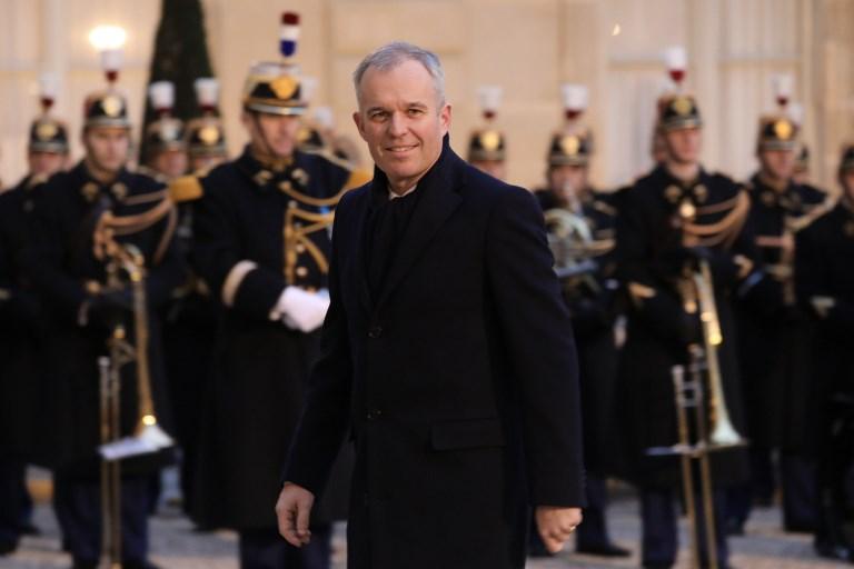 """Corse: Rugy favorable à la reconnaissance de """"la spécificité de la Corse"""""""