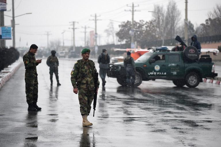 Après les bombes, Kaboul secouée par un séisme dans le nord-est de l'Afghanistan