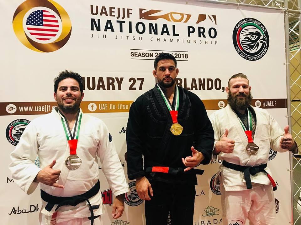 Une médaille d'or obtenue en Floride