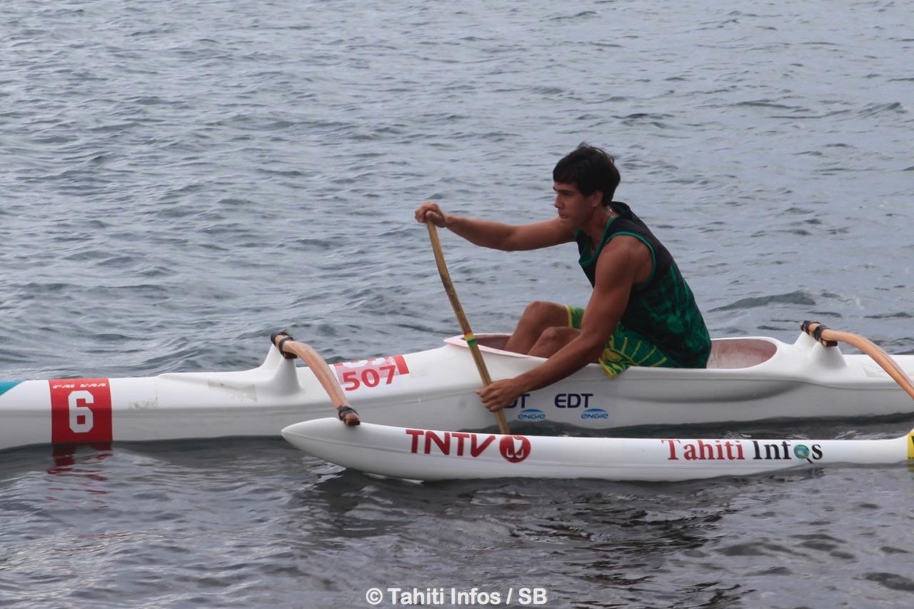 Manutea Millon est né en Nouvelle Zélande mais il a grandi à Tahiti