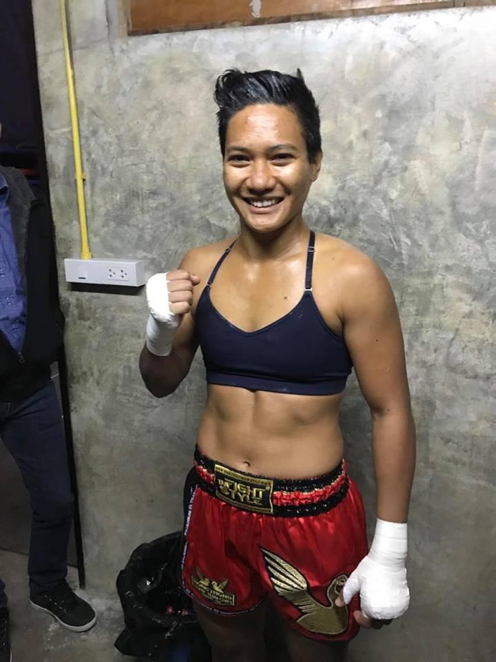 Anna Yon Yue Chong est pour quelques mois en Thaïlande