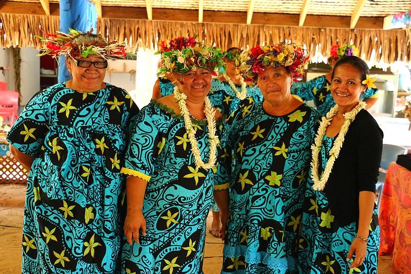 Faa'a i te rima ve'ave'a organise une semaine Polynésienne autour de la couture