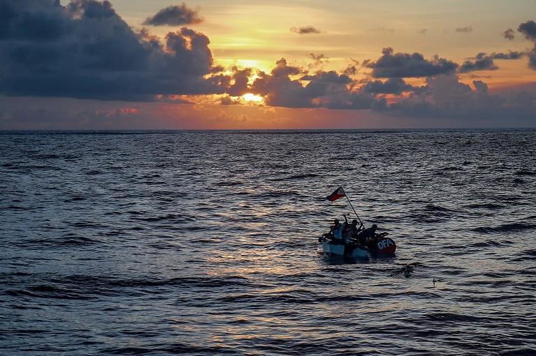 Manille interdit aux étrangers la recherche dans une zone maritime