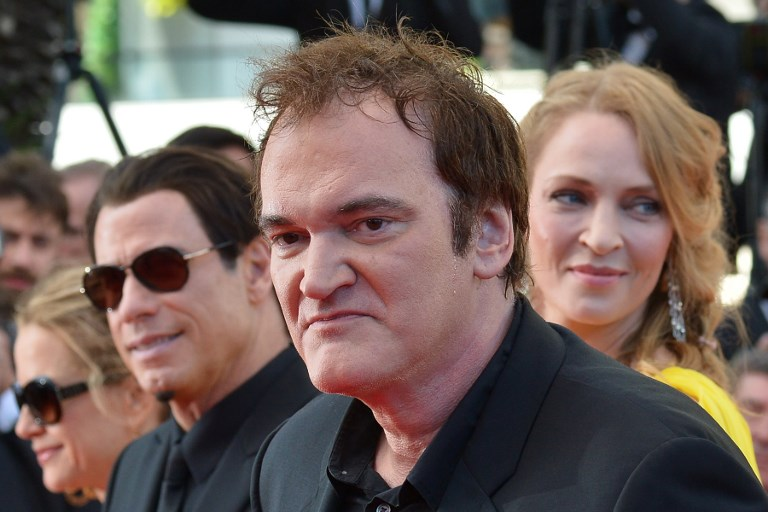 "Tarantino s'explique sur l'accident de Thurman pendant le tournage de ""Kill Bill"""