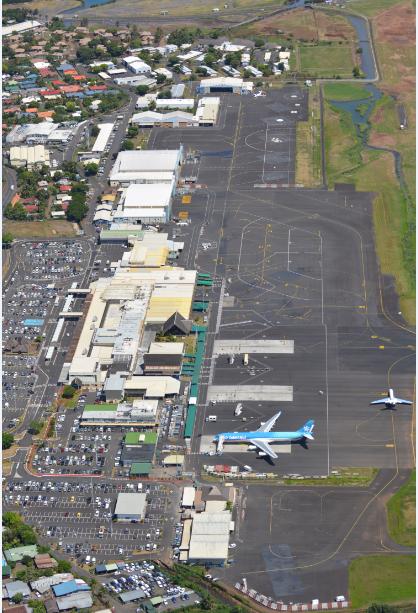 Aéroport : l'Etat cherche le futur concessionnaire