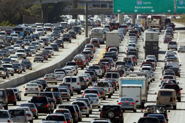 Los Angeles, Moscou et New York, villes les plus embouteillées du monde (étude)