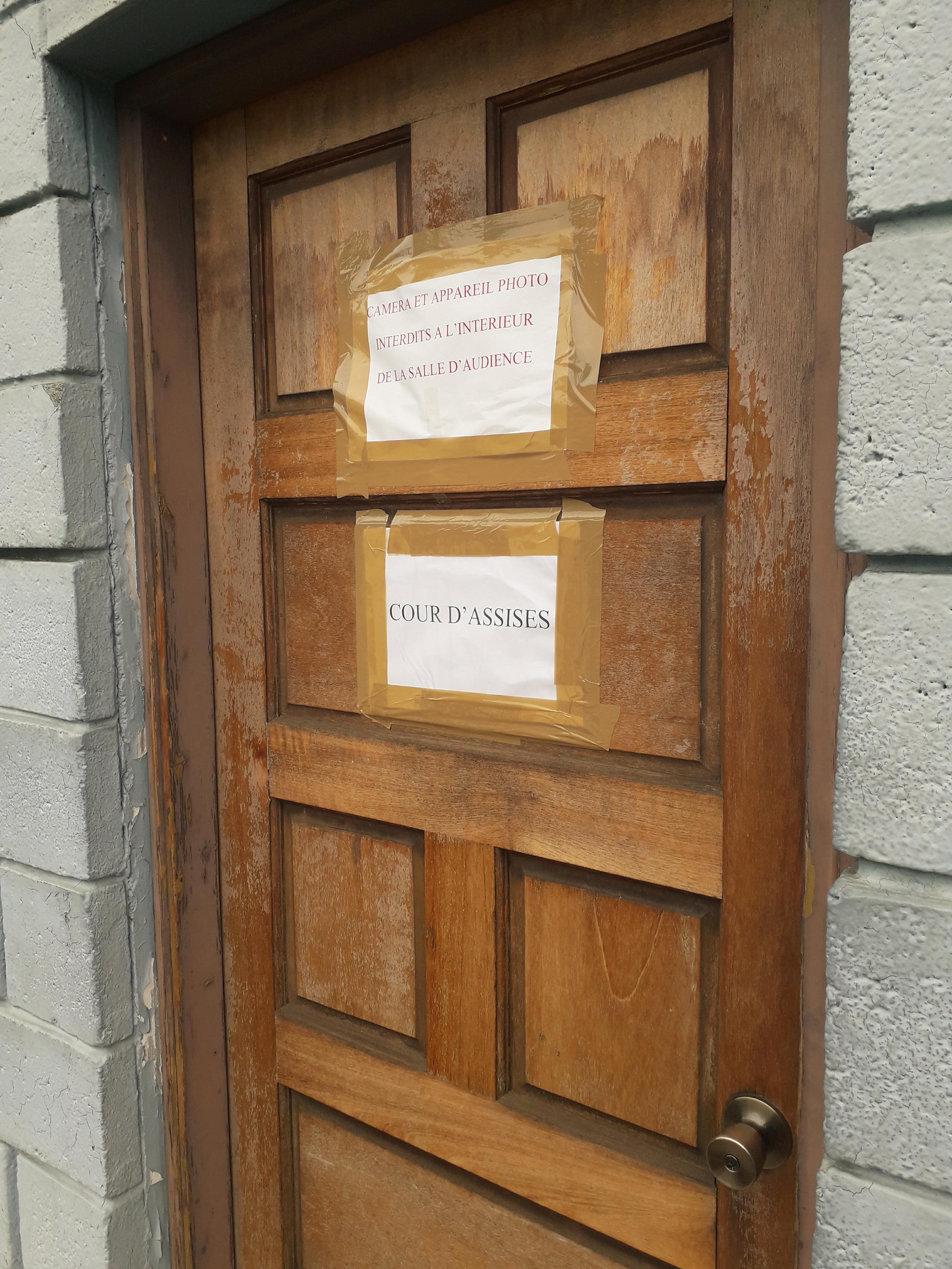 Procès Ellacott: le principal accusé présente ses excuses