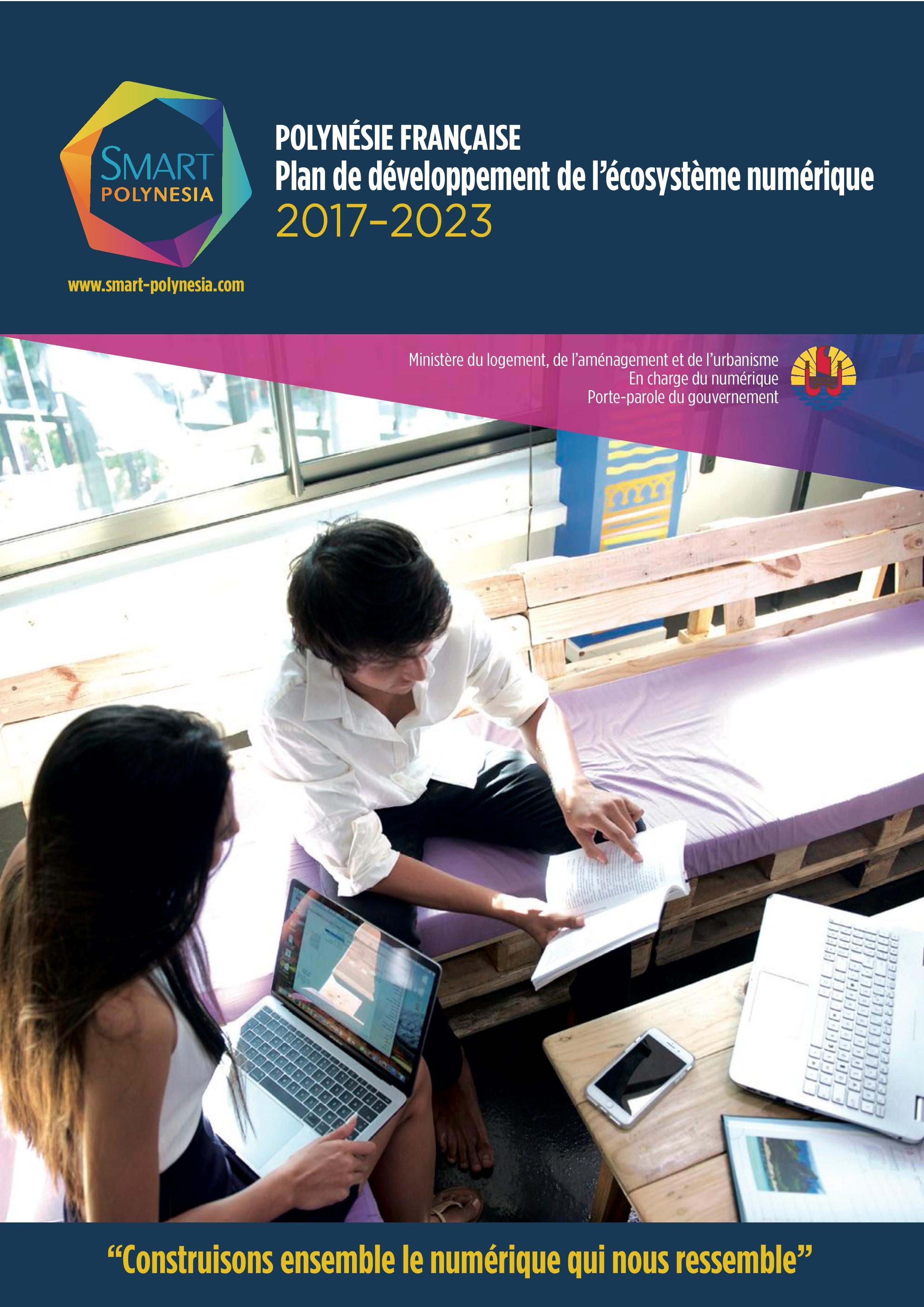 Le plan du gouvernement pour développer le numérique en Polynésie