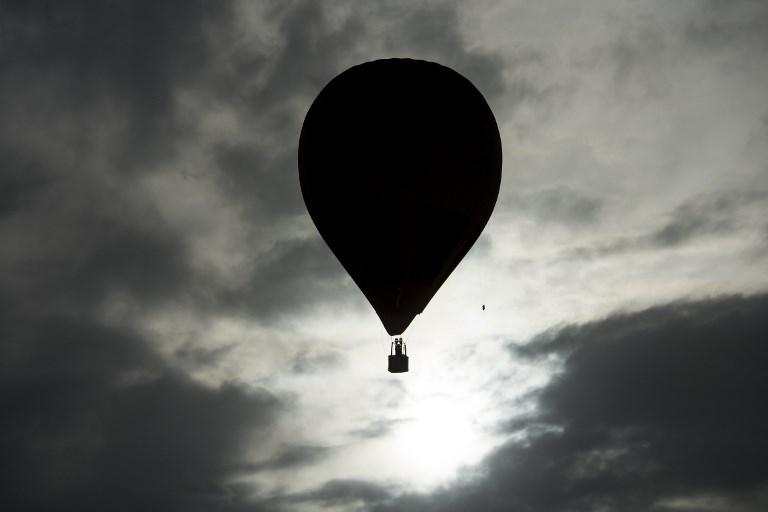 Australie: sept blessés dans un accident de montgolfière