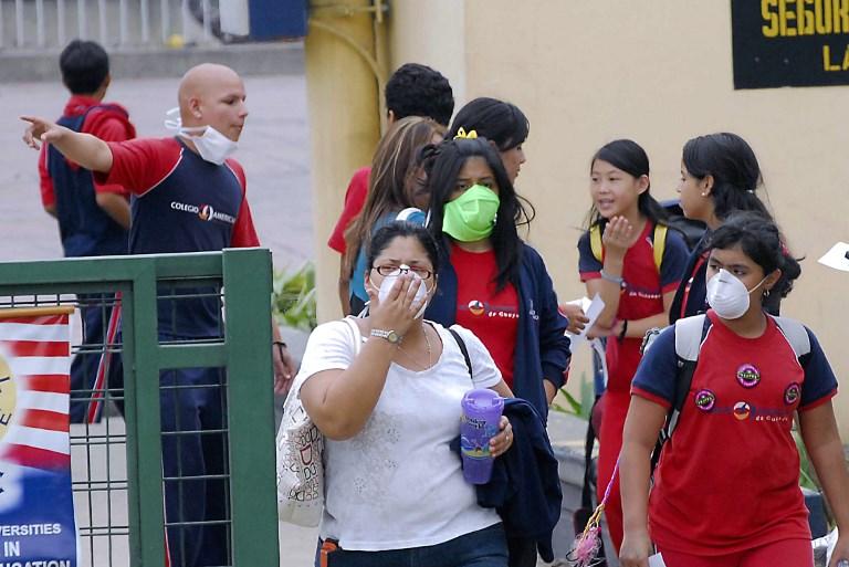Equateur: le bilan de l'épidémie de grippe H1N1 grimpe à 66 décès