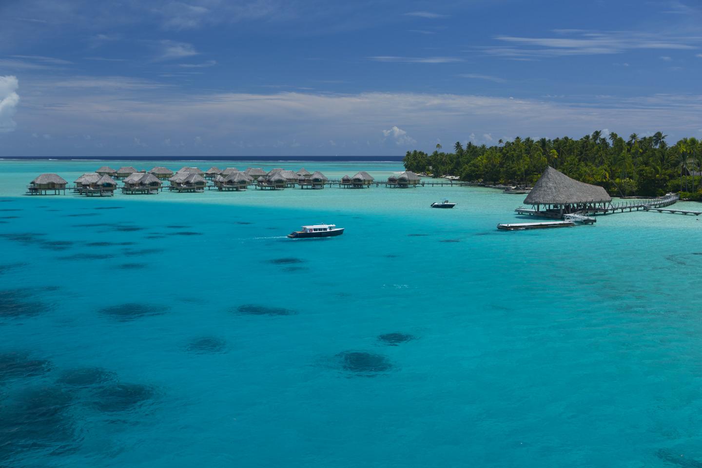 Sur les 46 établissements hôteliers que compte la Polynésie française, 34 hôtels sont classés de 2 à 5 étoiles (Photo : Tahiti Tourisme).