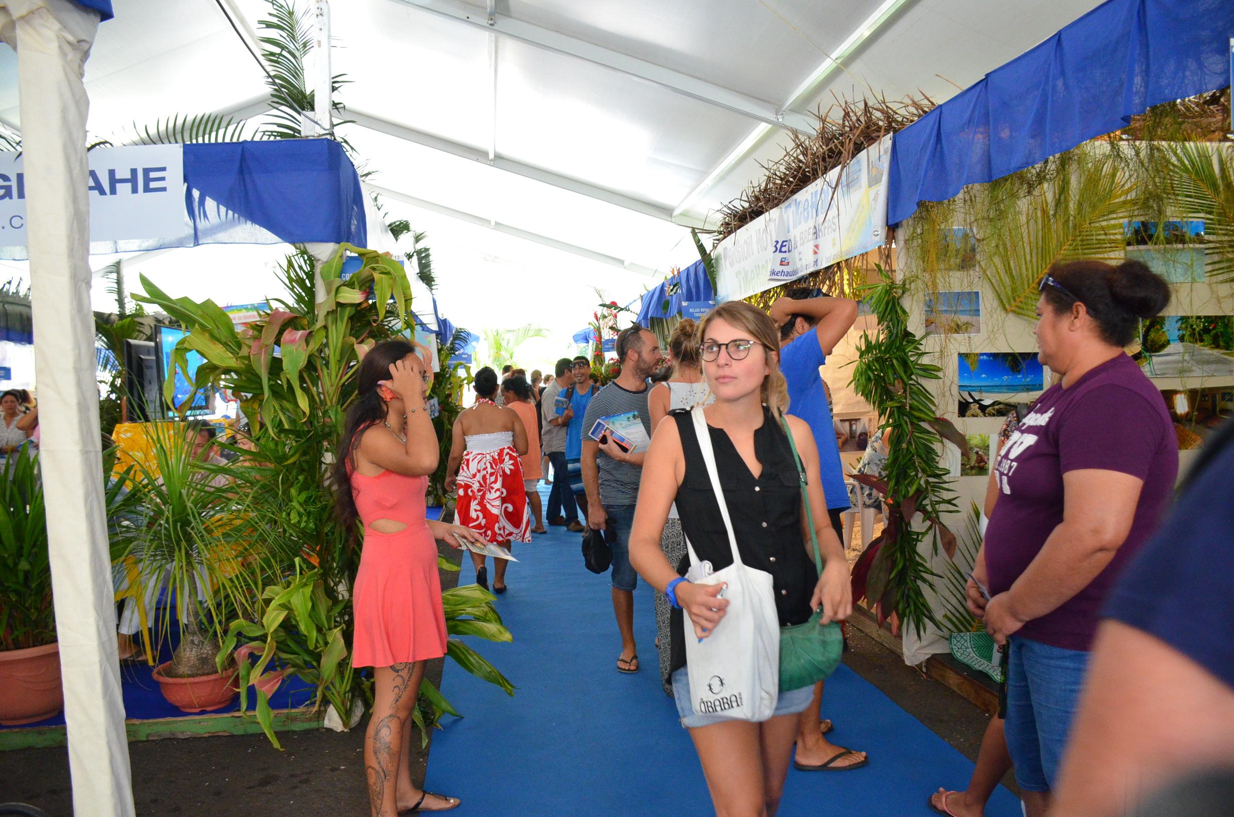 Le 20e Salon du tourisme ouvre ses portes !