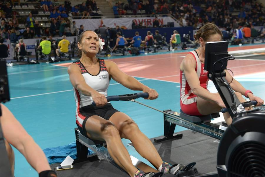 Belle médaille de bronze pour Teresa Padovese