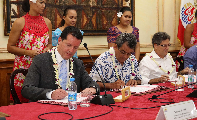 Tahiti Nui Helicopters volera en avril