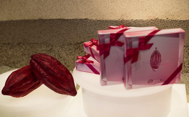 La Saint-Valentin au Japon, chocolat rose et tradition lucrative