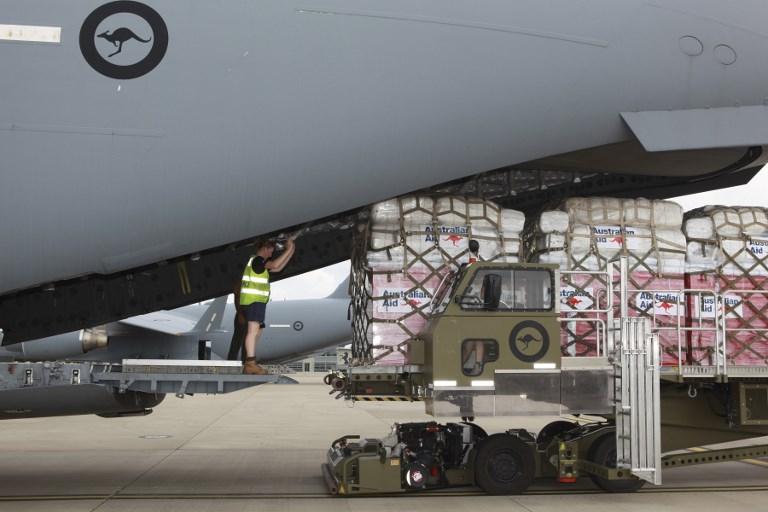Cyclone Gita: l'aide arrive aux Tonga, les Fidji vraisemblablement épargnées