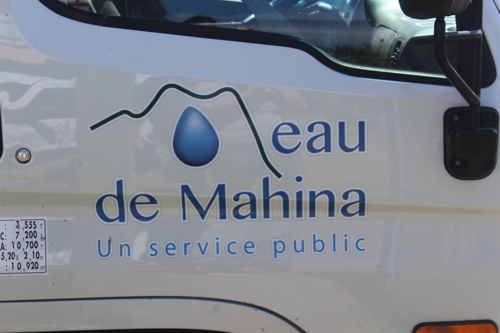 Coupure d'eau à Mahinarama de 9h à 13h