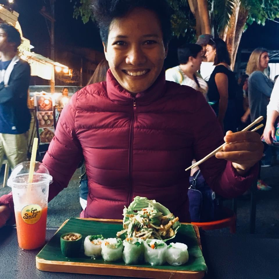 Anna est actuellement à Chiang Mai, dans le nord de la Thaïlande
