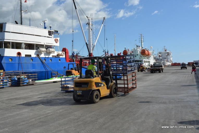 """Desserte maritime à Bora Bora, Huahine, Raiatea et Taha'a :  """"les conditions d'accès au marché peuvent être facilitées"""""""