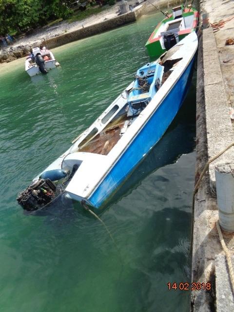 Le pêcheur retrouvé décédé à Rimatara