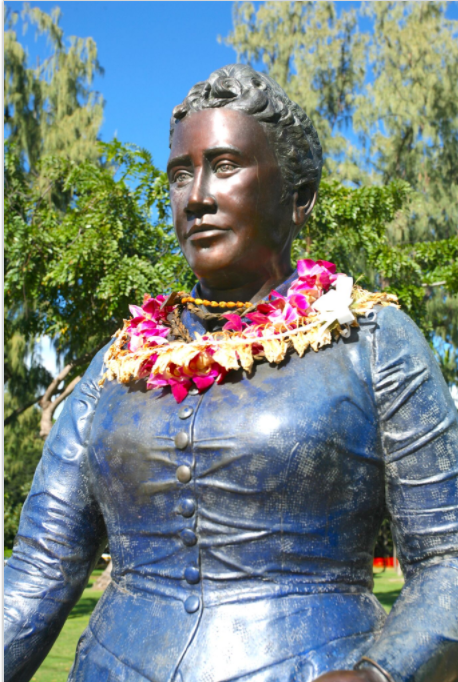 Carnet de voyage - Waikiki : des bronzes pour les bronzés (1re partie : royale parentèle)